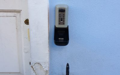 High Security Key Safe in Chepstow